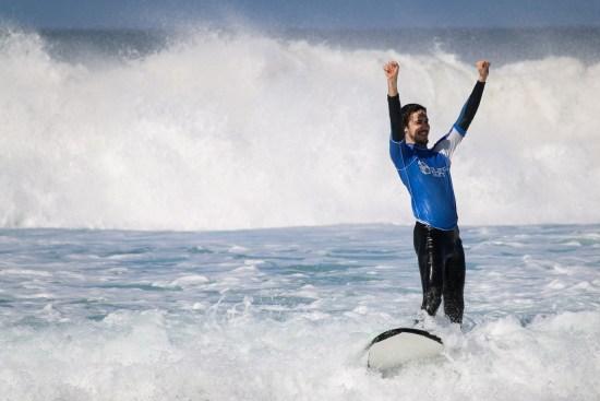 Surf school photography - Refreshsurf