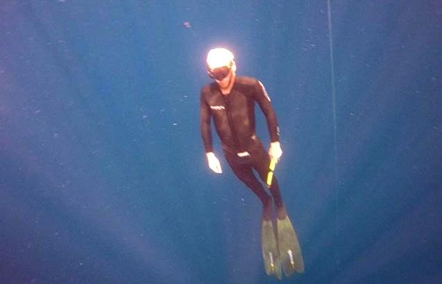 free diving in Koh Tao