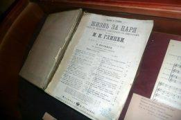 Название знаменитой оперы Михаила Глинки «Жизнь за царя» было предложено Нестором Кукольником. Кроме того, Нестор Васильевич является одним из соавторов либретто оперы.