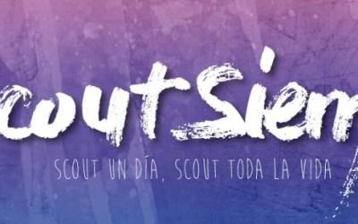 Scout un día. Scout toda la vida