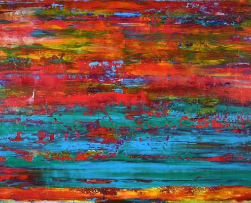 Neon Spectra, 2015 - SOLD - artist Nestor Toro