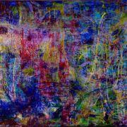 Rain Forest Dream 1 by artist painter Nestor Toro has been sold