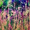 Detail - Golden Spectra (Forest chaos) by Nestor Toro
