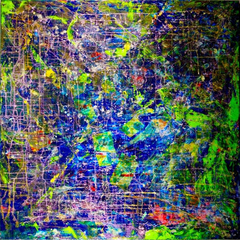 Rain Forest Dream 3 by Nestor Toro