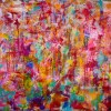 Abstract Transition 2 by Nestor Toro