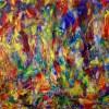 SOLD - Endless Threads (Golden) - Artist - Nestor Toro