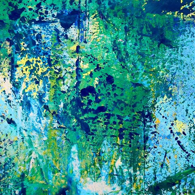 Infinity Fields (Sweet Sounding River) by Nestor Toro