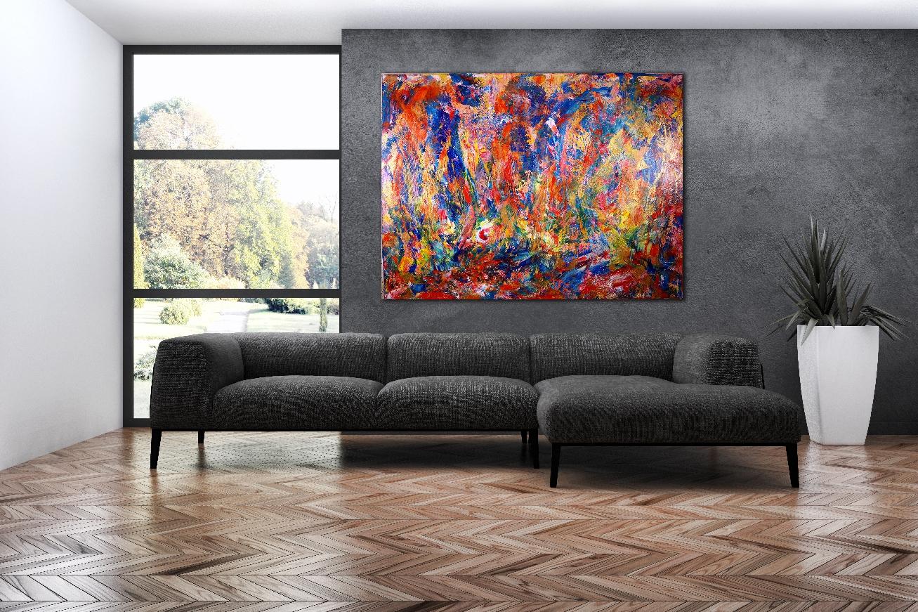 Polychromatic Terrain by Nestor Toro