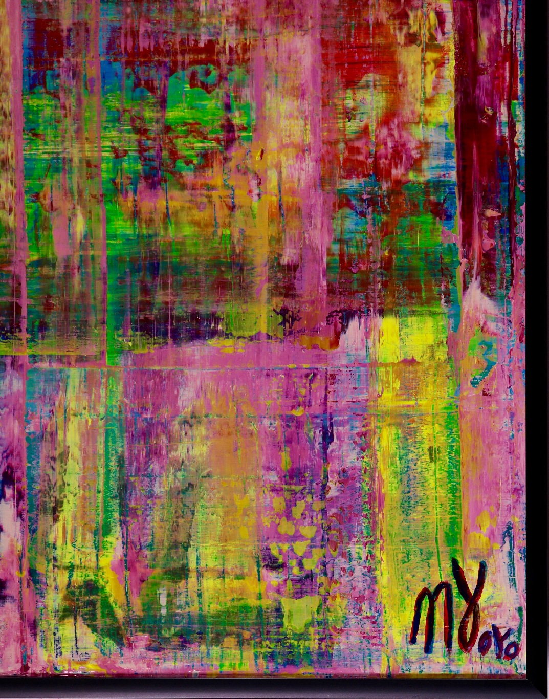 Translucent Migrations by artist Nestor Toro