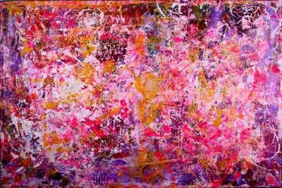 Spring and Golden Threads by artist Nestor Toro
