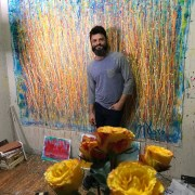 In The Wilderness - Nestor Toro - Abstract Artist - Los Angeles