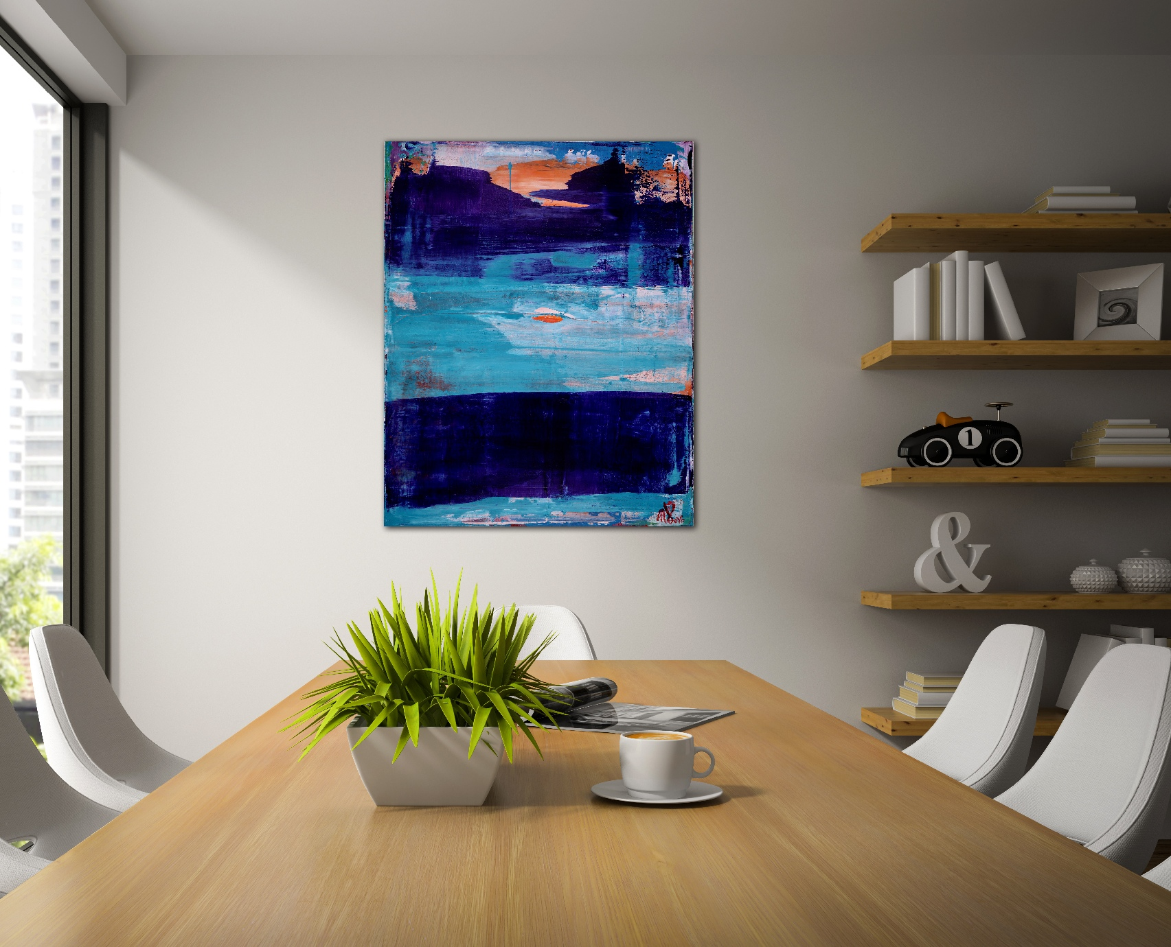 Made of WATER - SOLD