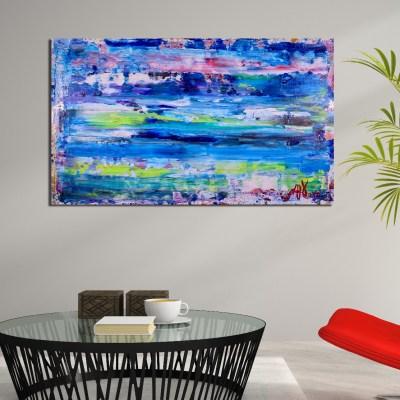Original abstract work by Nestor Toro