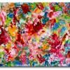 SOLD - Infinite secrets Painting by Nestor Toro