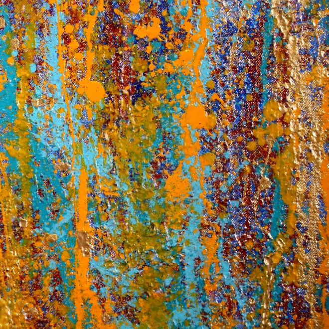 Detail - SOLD - A Closer Look (Drizzles Delight) – NEW SERIES 2019 by Nestor Toro