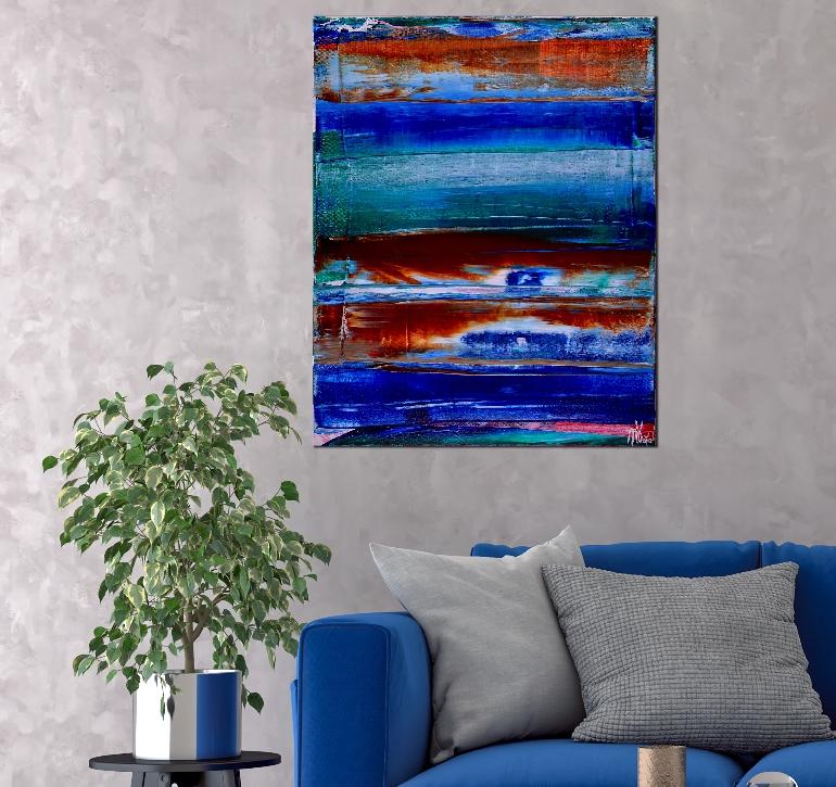 ROOM View - Reflejo infinito (Azulejos) by Nestor Toro 2019