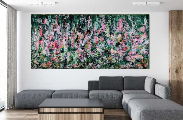 A Closer Look (Blooms in Unison) by Nestor Toro (2019)