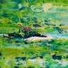 Detail - Verde Caribe by Nestor Toro - Los Angeles