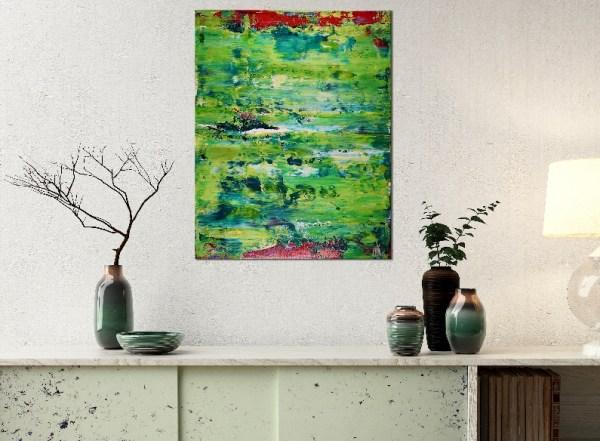 Room View - Verde Caribe by Nestor Toro - Los Angeles