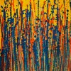SOLD / Daydream Panorama 2 (Fiery Retreat) by Nestor Toro