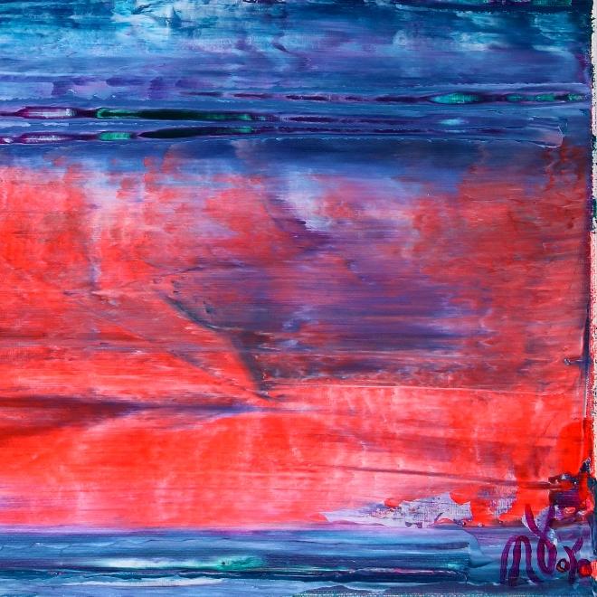 DETAIL - Lightning Reflection by Nestor Toro - Los Angeles 2019