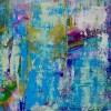 Detail - Celeste Spectra (Amethysts Reflections) by Nestor Toro