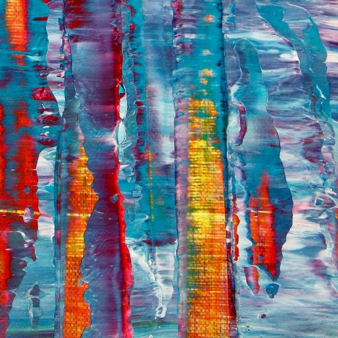 Cracks and blinding lights by Nestor Toro (2019)