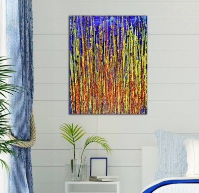 SOLD - Shimmering Spectra (Bold Dreams) by Nestor Toro