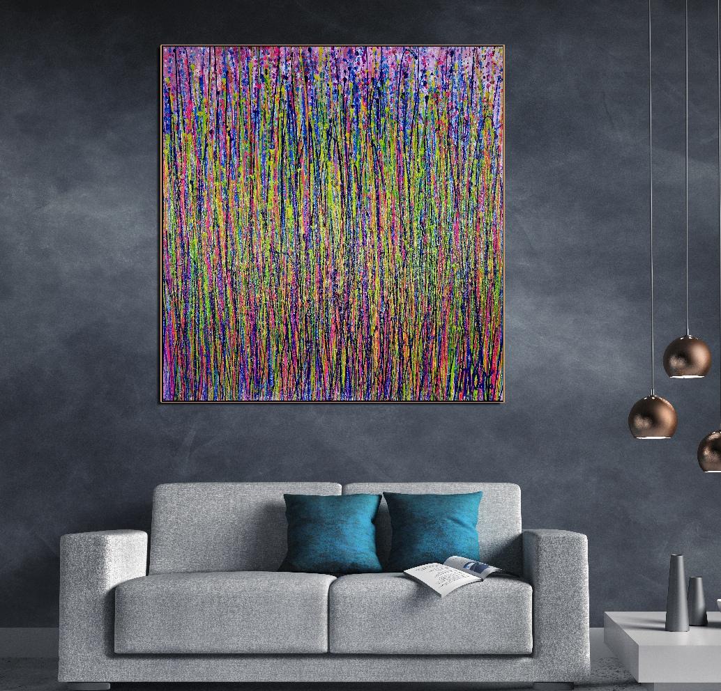 Room View - Fugitive Imagination no. 5 by Nestor Toro (2019) Los Angeles