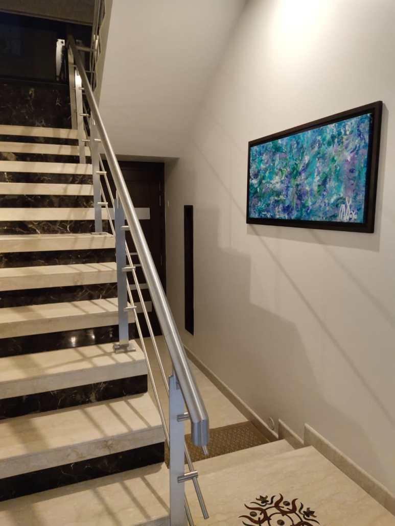 Stairway works - Nestor Toro