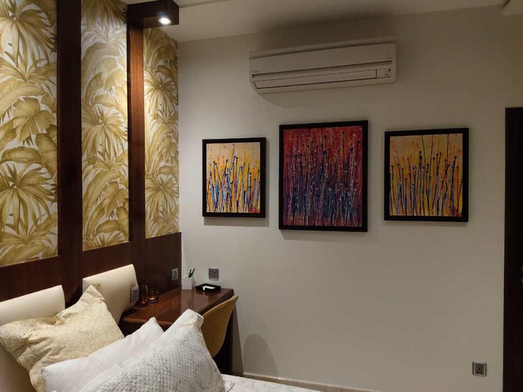 Work in Bedroom - Nestor Toro