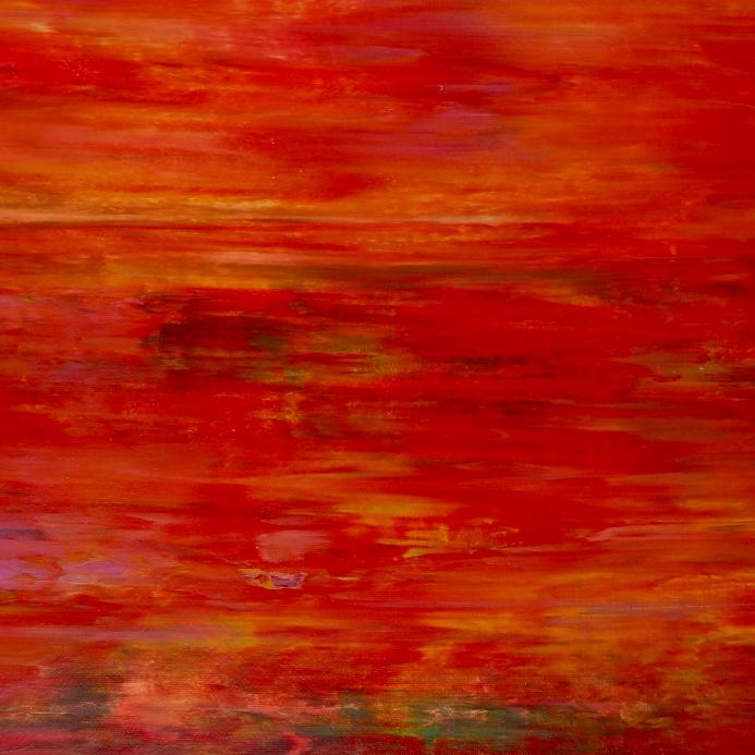 SOLD - Sunset paradise 2 by Nestor Toro - Los Angeles