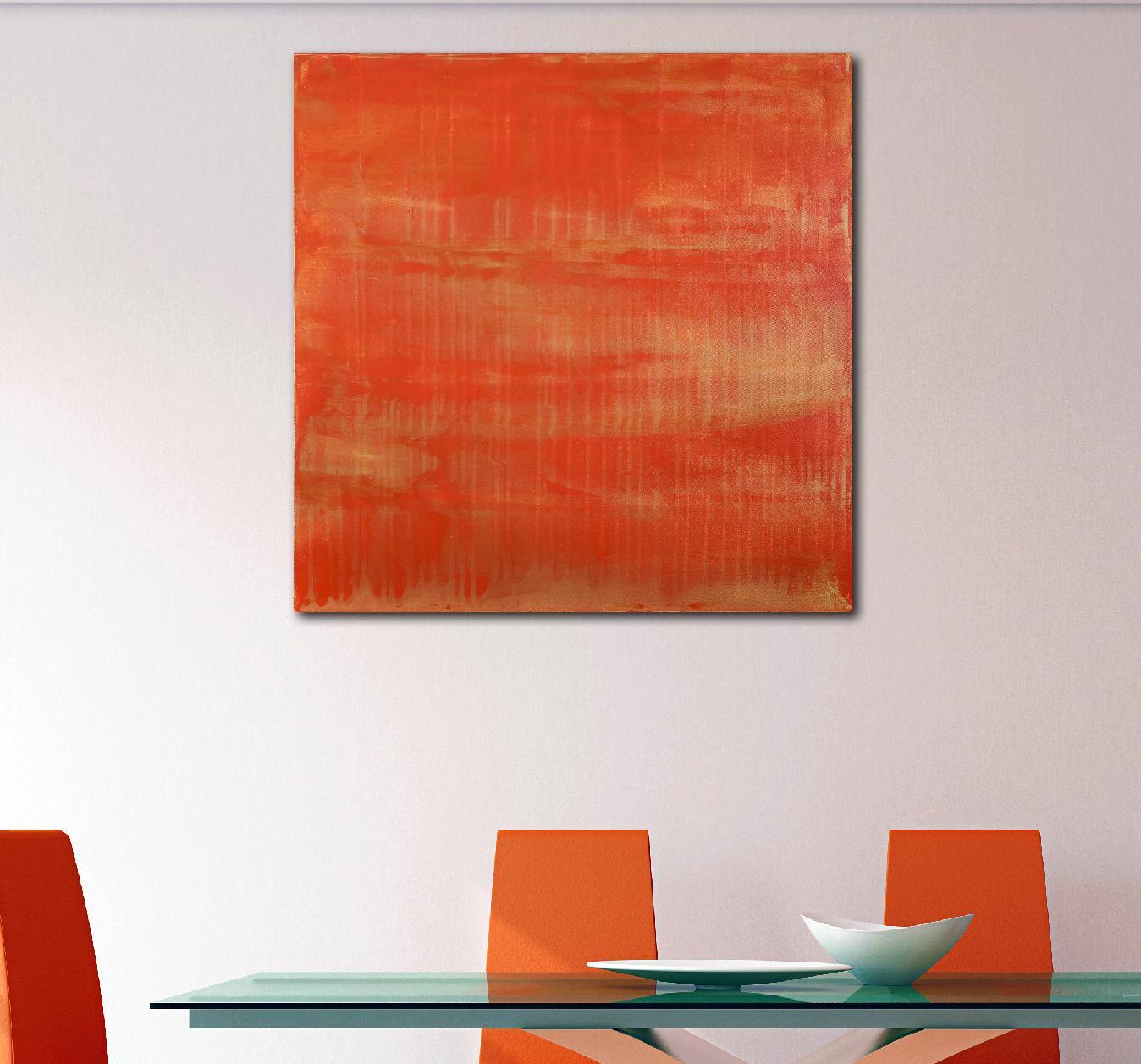 Sunset paradise 5 (Metallic Orange Spectra) - Nestor Toro 2020