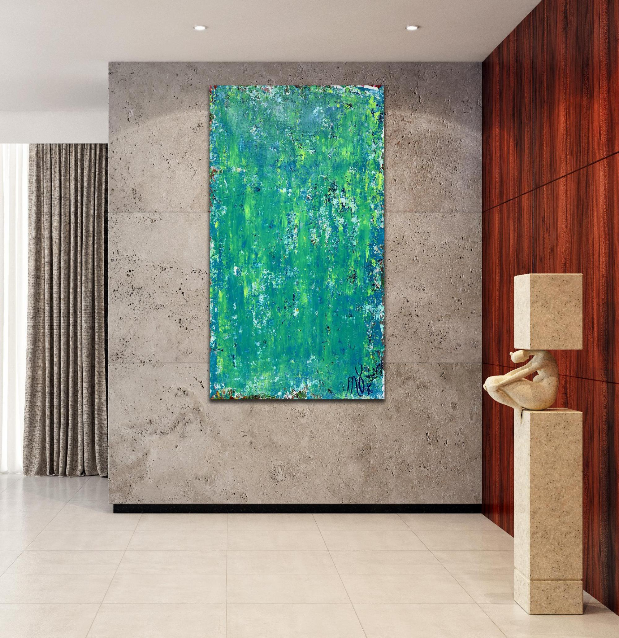 Room View - Verdor (A Romance With Green) 2 (2020) by Nestor Toro in Los Angeles