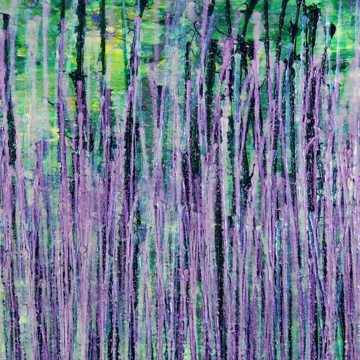 Detail - Natures Synergy (Blinding Lights) 2 (2020) by Nestor Toro