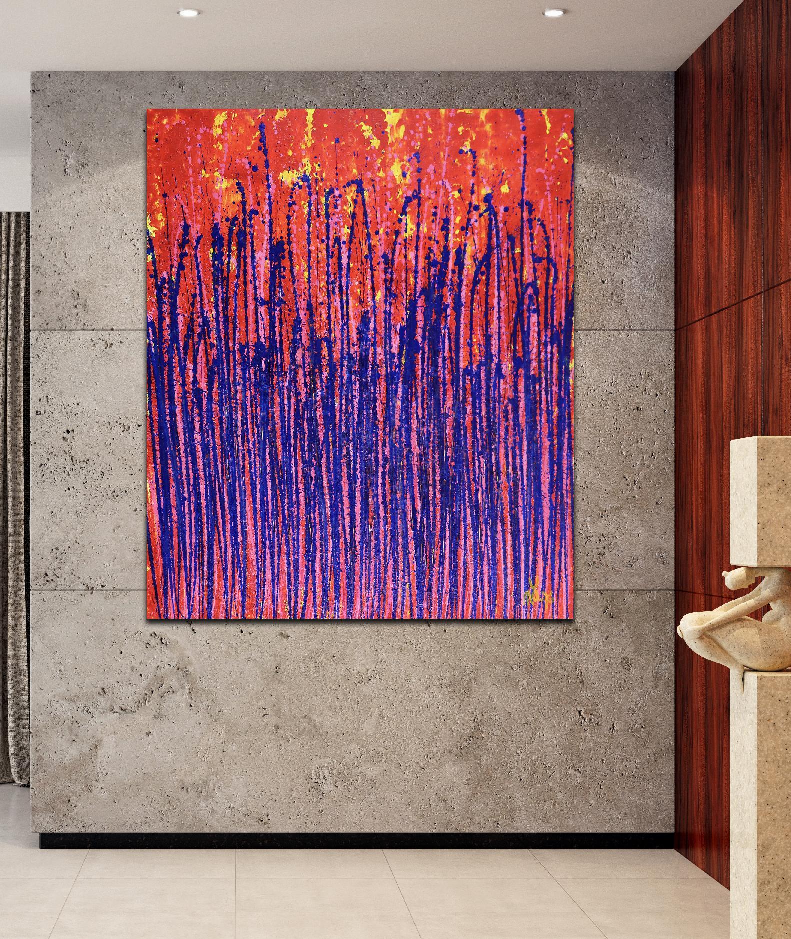 Room View - Daring Spectra #3 (2020) by Nestor Toro