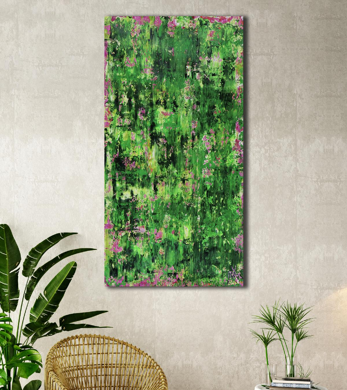 Room View - Verdor (A Romance With Green) 3 by Nestor Toro