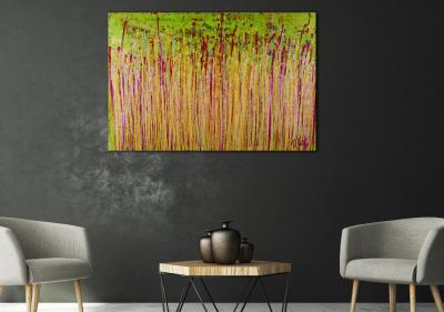 Room View - Awakening Garden 7 (2020) by Nestor Toro