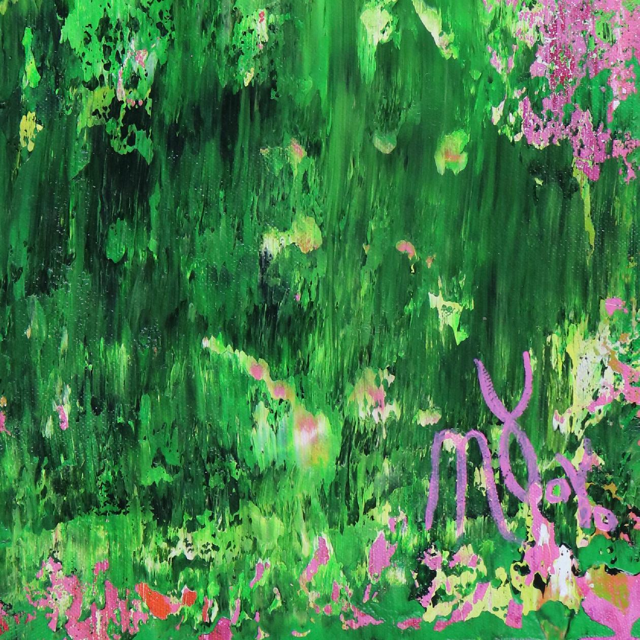 Signature - Verdor (A Romance With Green) 3 by Nestor Toro