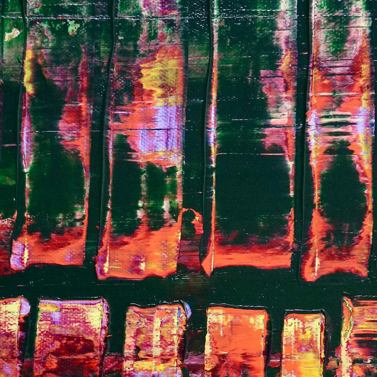 SOLD / Nestor Toro's work Modern Spectra and Lights (2020) 18x24 inches featured in New This Week - September 28, 2020 collection at Saatchi Art!