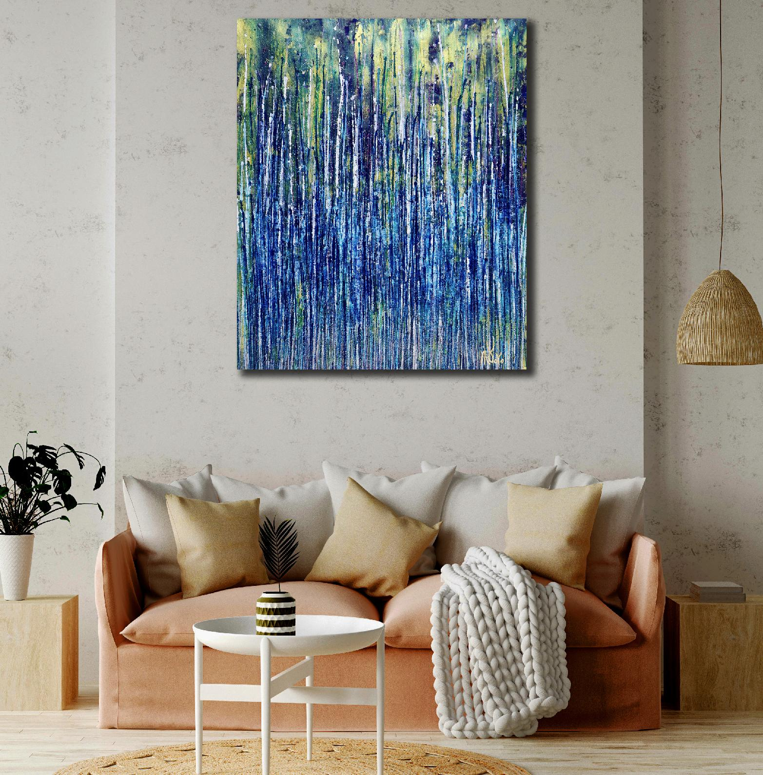 Room View - Daydream Panorama 10 (Natures Imagery) (2020) by Nestor Toro