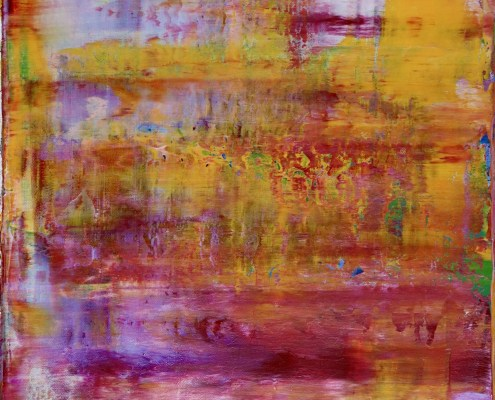 SOLD - Summer Window View 1 (2020) by Nestor Toro