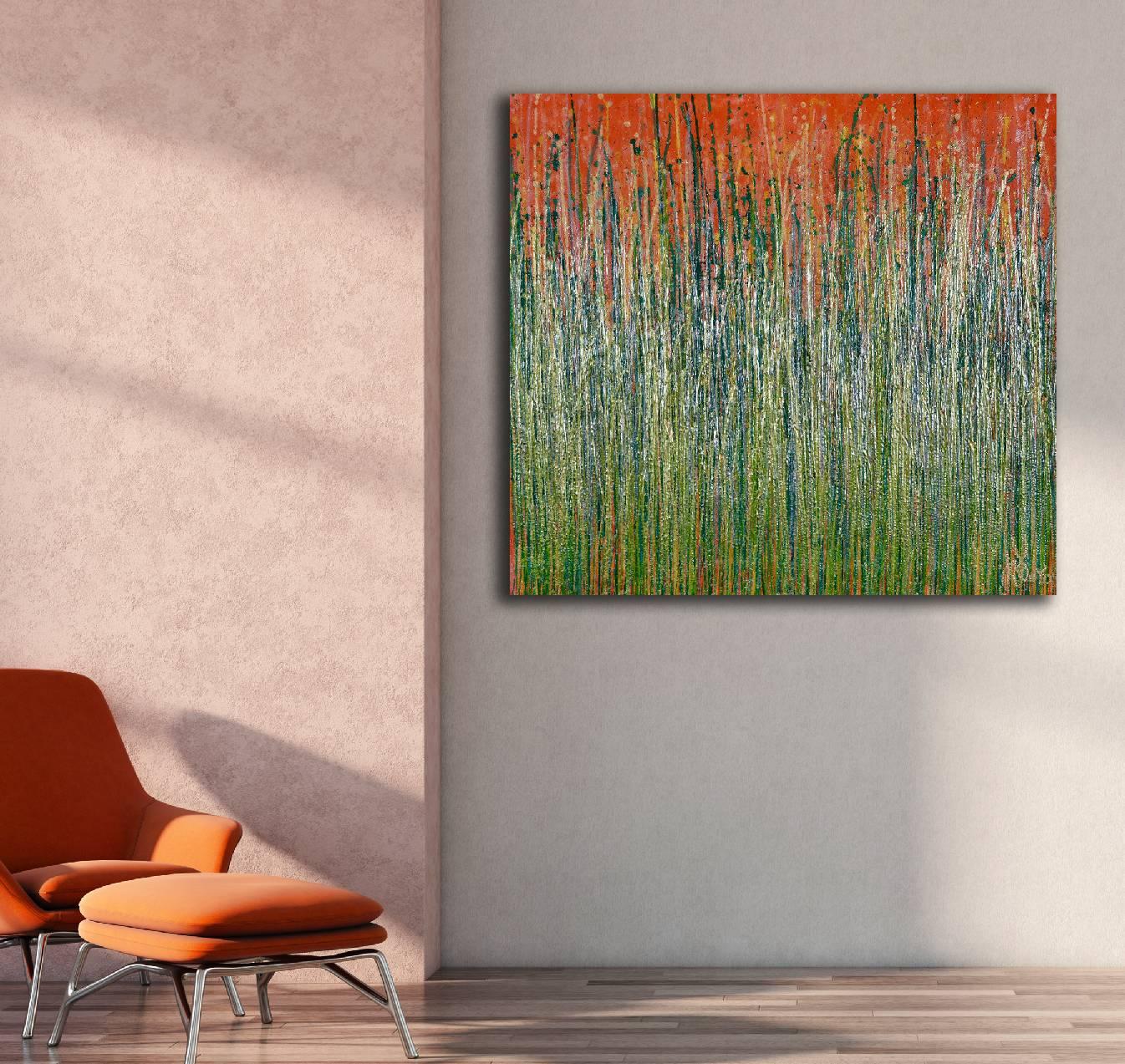 Room View - Daydream panorama (Natures imagery) 18 (2020) by Nestor Toro