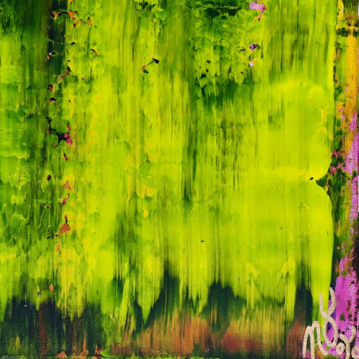 Signature - Caribbean Forest Solitude (2020) by Nestor Toro