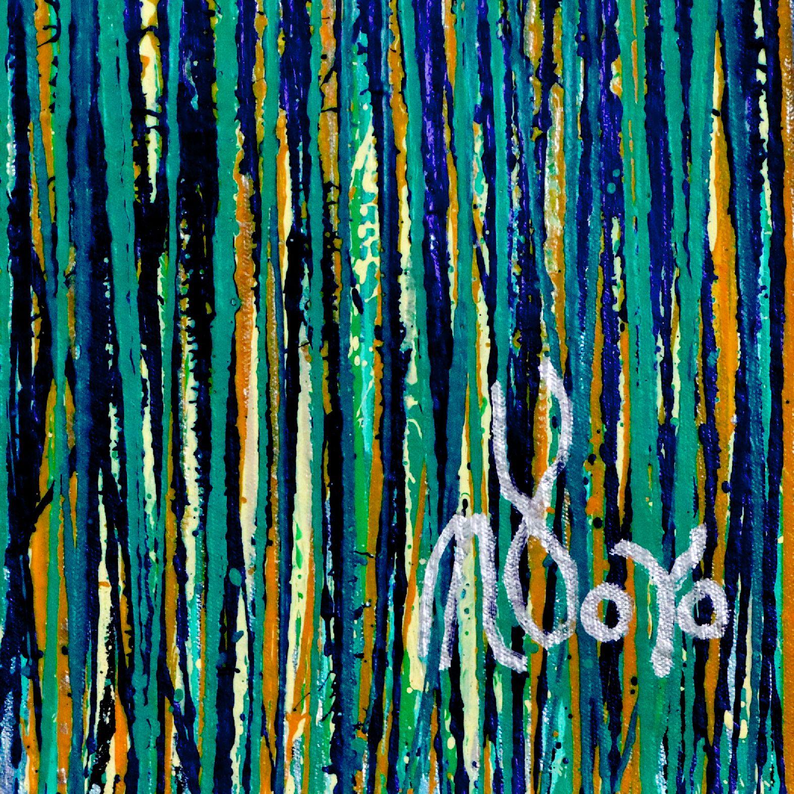 Signature - Shimmer and breeze garden 2 (2020) by Nestor Toro
