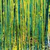 Signature - Golden Vernal Garden (2020) by Nestor Toro
