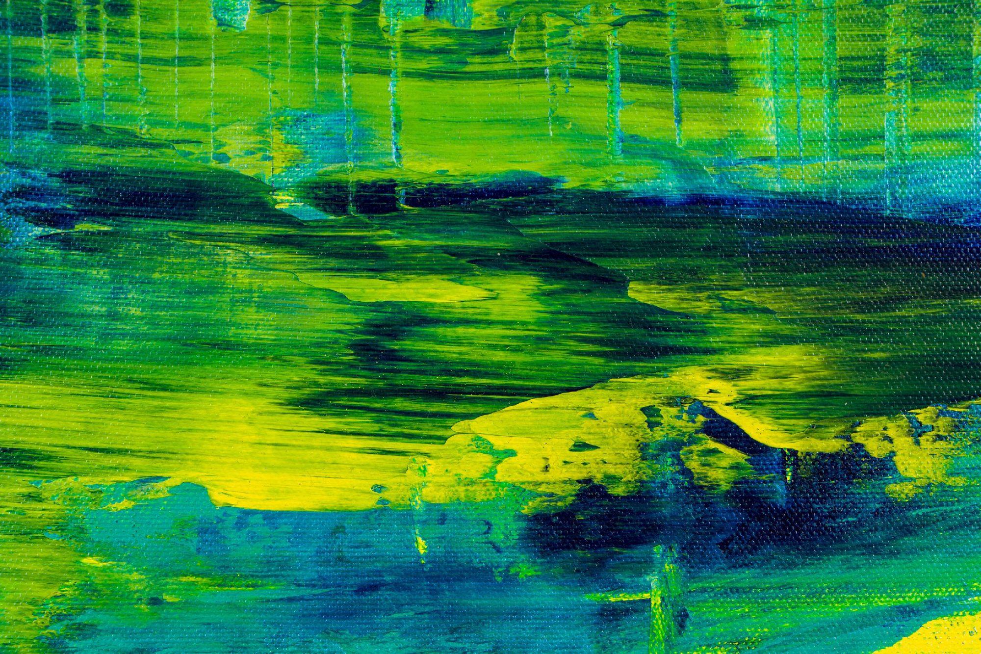 Detail - SOLD / Mountain Terrain (Sunset - Sunrise) 2020 by Nestor Toro / SOLD