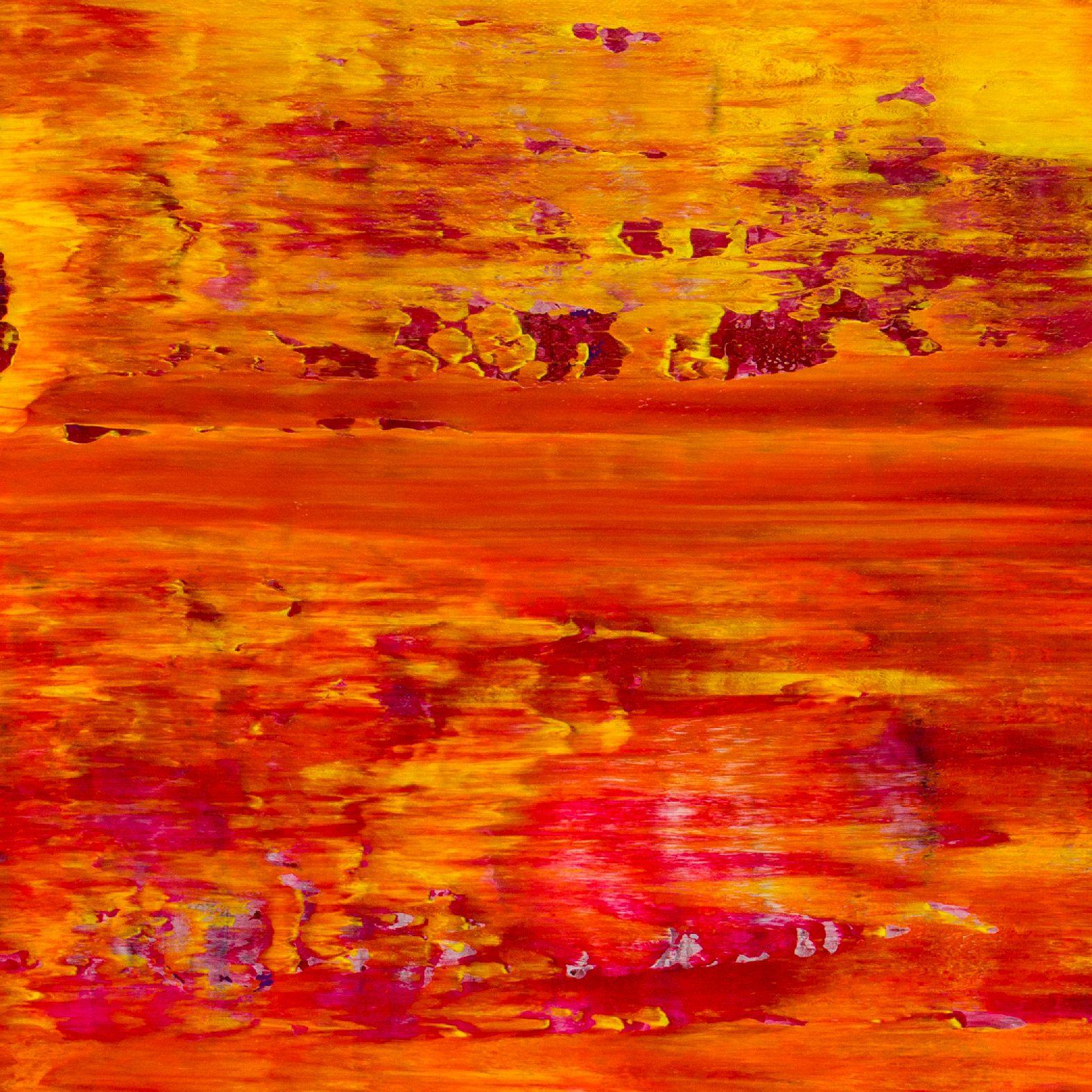 Detail - Fiery Dimensions 4 (2020) by Nestor Toro