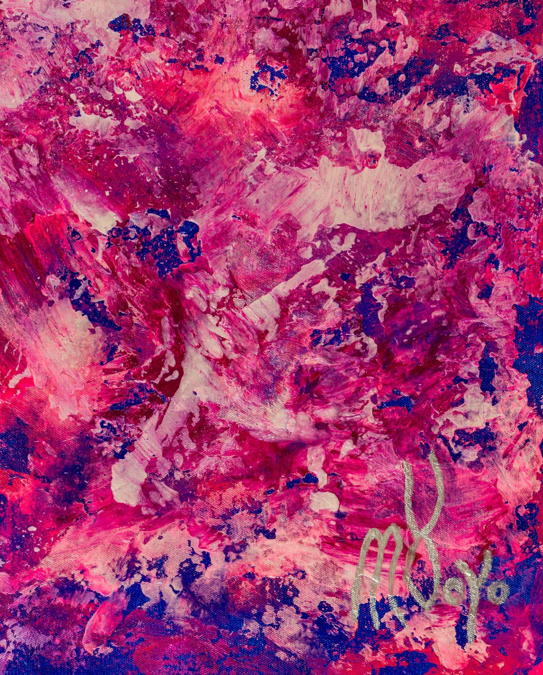 Signature - Pink Rush (Takeover) (2020) by Nestor Toro
