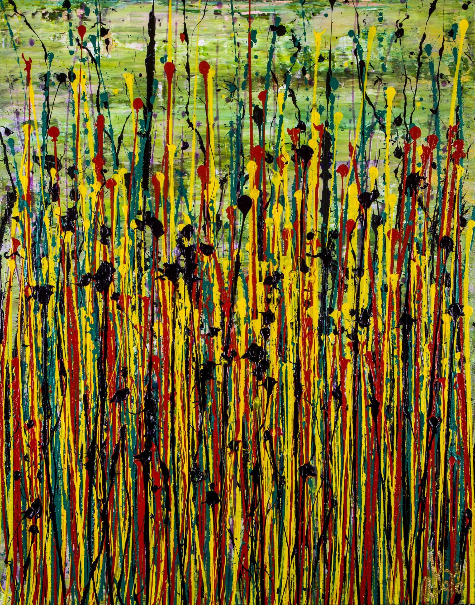 SOLD - Daydream panorama (Natures Imagery) 24 (2021) by Nestor Toro